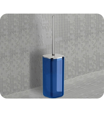 Nameeks 1433-57 Gedy Toilet Brush With Finish: Grey