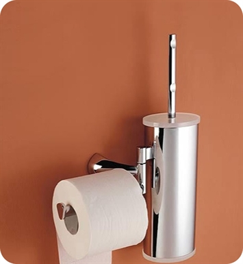 Nameeks 5526-dx-sx Toscanaluce Toilet Brush Holder
