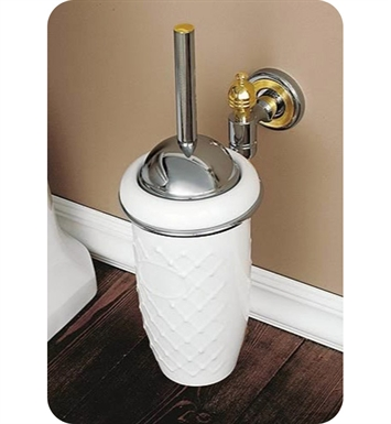 Nameeks 6566 Toscanaluce Toilet Brush Holder