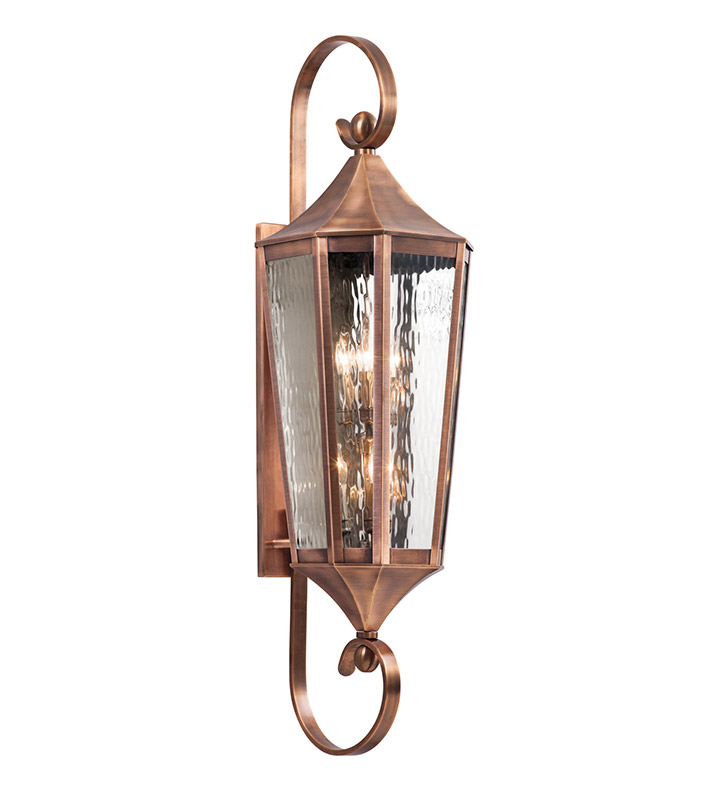 Kichler 49515ACO Stonebrook Collection 6 Light Large