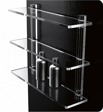 Nameeks 601-60 Toscanaluce Bathroom Shelf