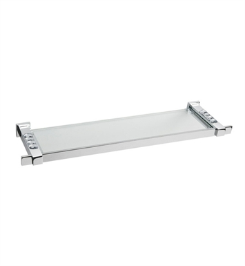 Nameeks 85575CRB Windisch Bathroom Shelf