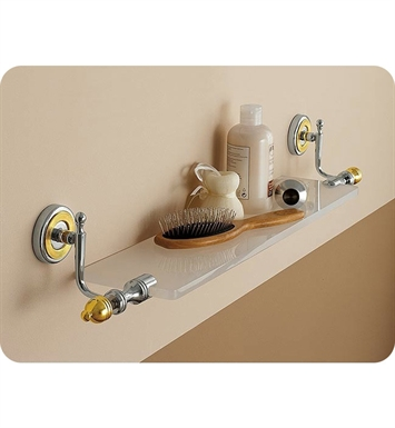 Nameeks 6513 Toscanaluce Bathroom Shelf