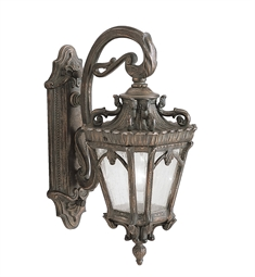 Kichler Tournai Collection 1 Light Outdoor Wall Sconce in Londonderry