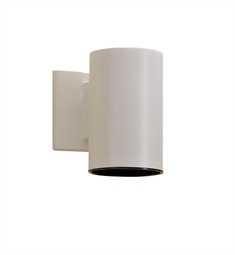 Kichler One Light Outdoor Wall Sconce in White