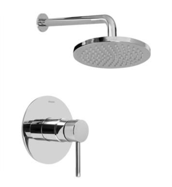Graff G-7230-LM37S-PN M.E./M.E. 25 Contemporary Full Pressure Balancing System Shower With Finish: Polished Nickel And Rough / Valve: Rough