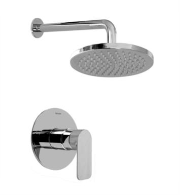 Graff G-7230-LM42S-OB Sento Contemporary Full Pressure Balancing System Shower With Finish: Olive Bronze And Rough / Valve: Rough