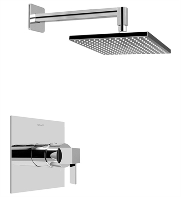 Graff G-7240-LM39S-PC Full Pressure Balancing System Shower With Finish: Polished Chrome
