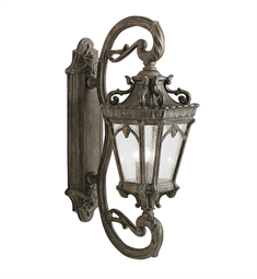 Kichler Tournai Collection 4 Light Outdoor Wall Sconce in Londonderry