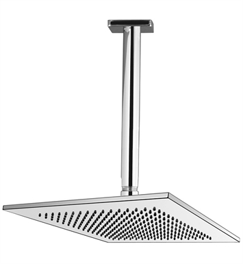 Graff G-8365 Contemporary Showerhead with Ceiling Arm