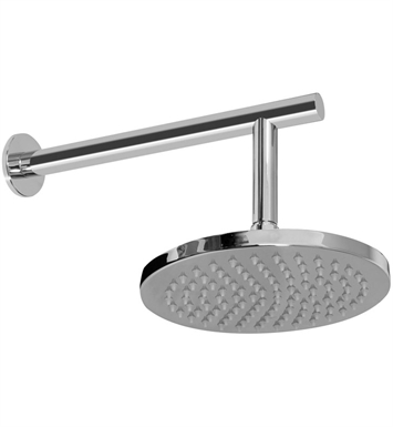 Graff G-8306-BNi Contemporary Showerhead with Arm With Finish: Brushed Nickel