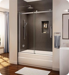 Fleurco NOV060 Novara Tub Enclosure Door and Panel