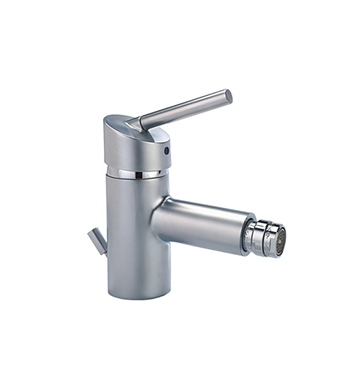 Whitehaus WH-3-3235-C Centurion Single hole/Single lever Lavatory Faucet with Pop-up Waste With Finish: Polished Chrome