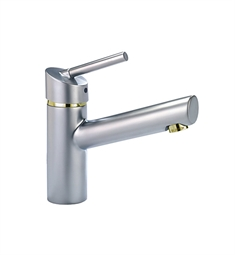 Whitehaus Centurion 3-3243BN Single hole/Single lever Lavatory Faucet with Long spout