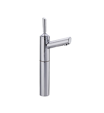 Whitehaus WH-3-3345 Centurion Single hole Stick handle Lavatory Faucet with Short Spout