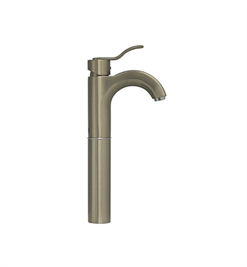 Whitehaus Wavehaus 3-04044 Single hole/Single lever Elevated Lavatory Faucet