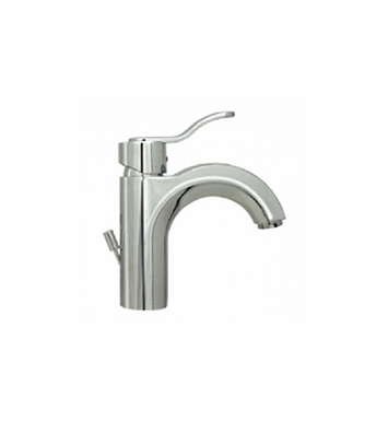 Whitehaus Wavehaus 3-04040 Single hole/Single lever Lavatory Faucet with Pop-up Waste
