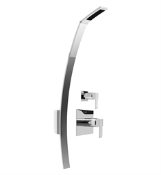 Graff GF4.000A-LM38S Luna Thermostatic Shower Set