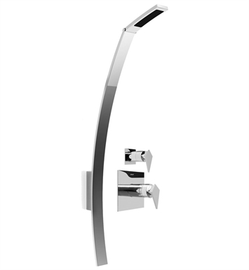 Graff GF4.000A-LM23S Luna Thermostatic Shower Set