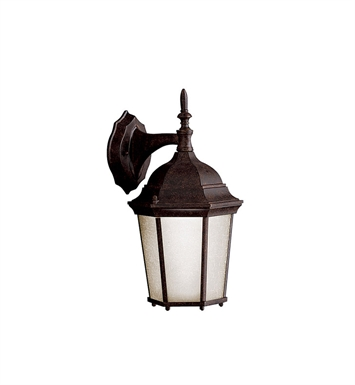 Kichler 10950TZ One Light Outdoor Wall Sconce in Tannery Bronze