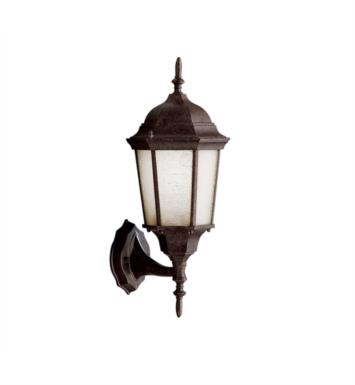 "Kichler 10953TZ Madison 1 Light 19 3/4"" Compact Fluorescent Outdoor Wall Sconce in Tannery Bronze"