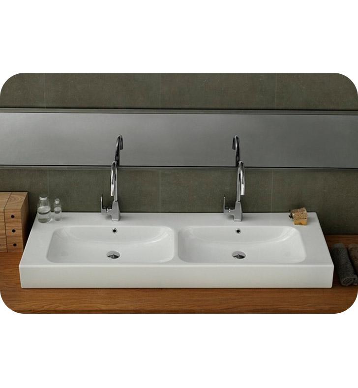 Nameeks 080900 u cerastyle bathroom sink for Nameeks bathroom sinks