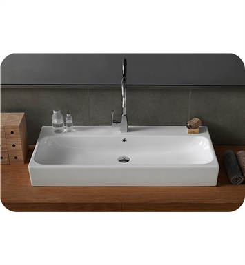 Nameeks 080300-U CeraStyle Bathroom Sink