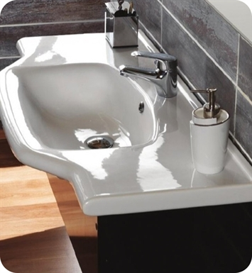 Nameeks 081200-U CeraStyle Bathroom Sink