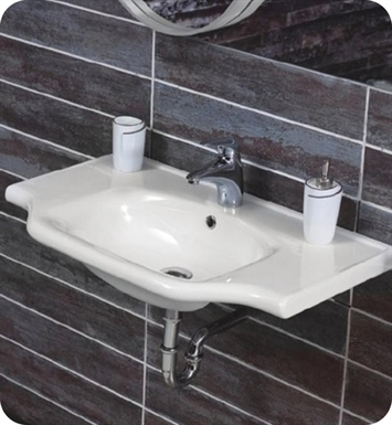 Nameeks 081000-U CeraStyle Bathroom Sink