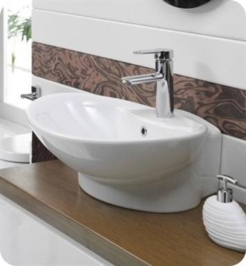 Nameeks 73000 u cerastyle bathroom sink for Nameeks bathroom sinks
