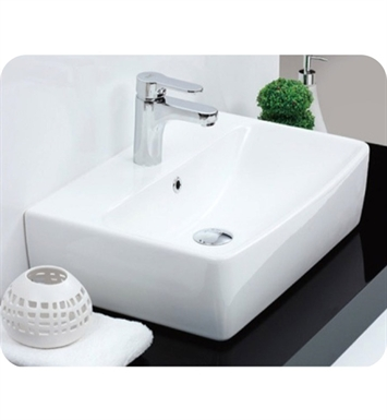 Nameeks 061600-U CeraStyle Bathroom Sink