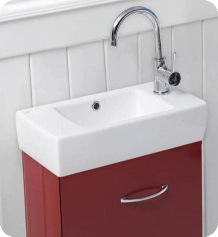 Nameeks 001500 u cerastyle bathroom sink for Nameeks bathroom sinks
