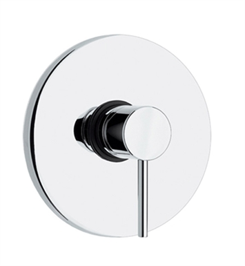 Whitehaus WHLX78697 Luxe Round Pressure Balance Valve with Lever Handle