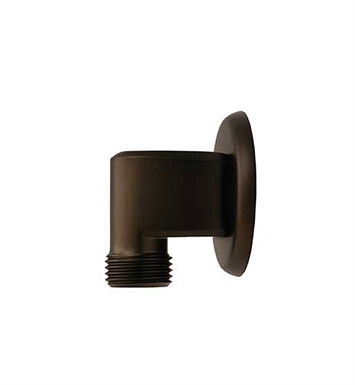 Whitehaus WH173A-ORB Showerhaus Solid Brass Supply Elbow With Finish: Oil Rubbed Bronze