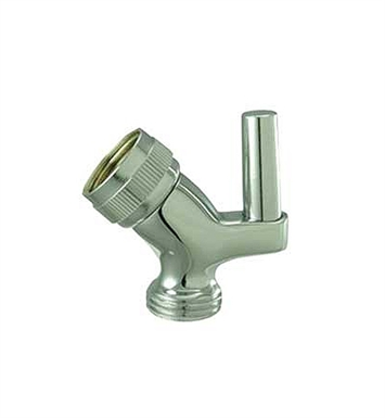 Whitehaus WH179A-C Showerhaus Brass Swivel Hand Spray Connector With Finish: Polished Chrome