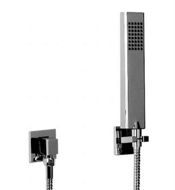 Graff G-6056-SN Sade/Targa/Luna Wall Mount Handshower and Diverter Set With Finish: Steelnox (Satin Nickel)