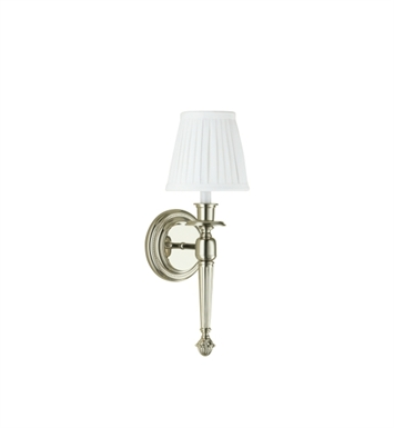 Robern MLLWFYPN Foyer Wall Sconce Light in Polished Nickel