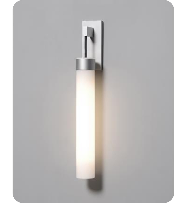 Robern Bathroom Sconces robern uflwcrl uplift wall sconce light with night light with
