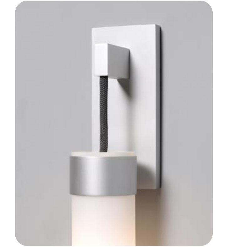 Robern UFLW Uplift Wall Sconce Light with Night Light