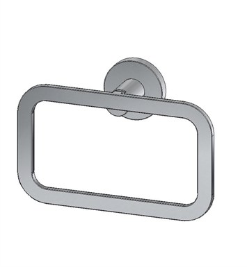 Graff G-9205-PC Towel Ring With Finish: Polished Chrome