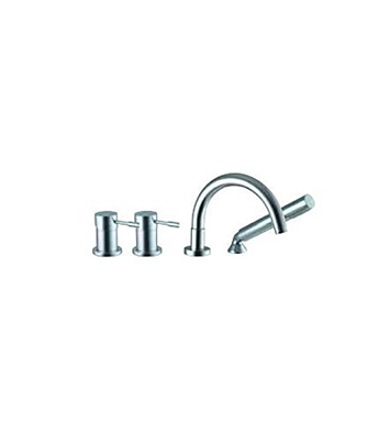 Nameeks S3234 Fima Deck Mount Tub Filler