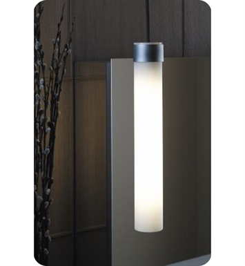Robern UFLPPNL Uplift Pendant Light with Night Light With Style and Color: Polished Nickel