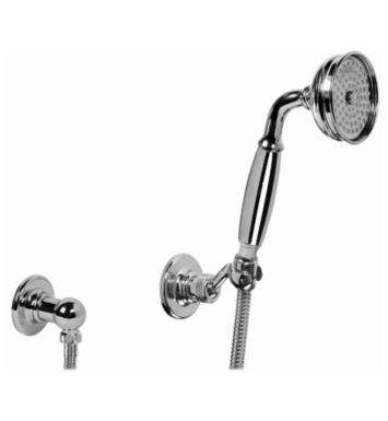 Graff G-8609-AU Traditional Handshower with Wall Bracket With Finish: 18K Gold Plated