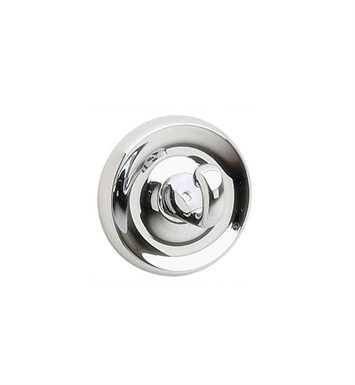 Smedbo K245 Villa Hook Single in Polished Chrome
