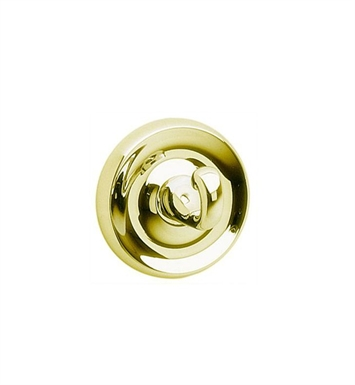 Smedbo V245 Villa Hook Single in Polished Brass