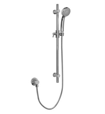 "Graff G-8680-PC 27 5/8"" Contemporary Wall Mount Slide Bar with Handshower With Finish: Polished Chrome"