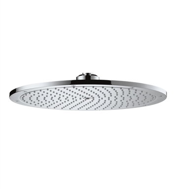 "Hansgrohe 28420001 Raindance Royale S 350 13 3/4"" Wall Mount Round 1-Jet Showerhead"