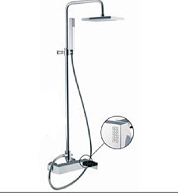 Nameeks S3504-2C Fima Showerpipe System