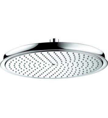 "Hansgrohe 28428821 Raindance C 300 13"" Wall Mount Round 1-Jet Showerhead With Finish: Brushed Nickel"