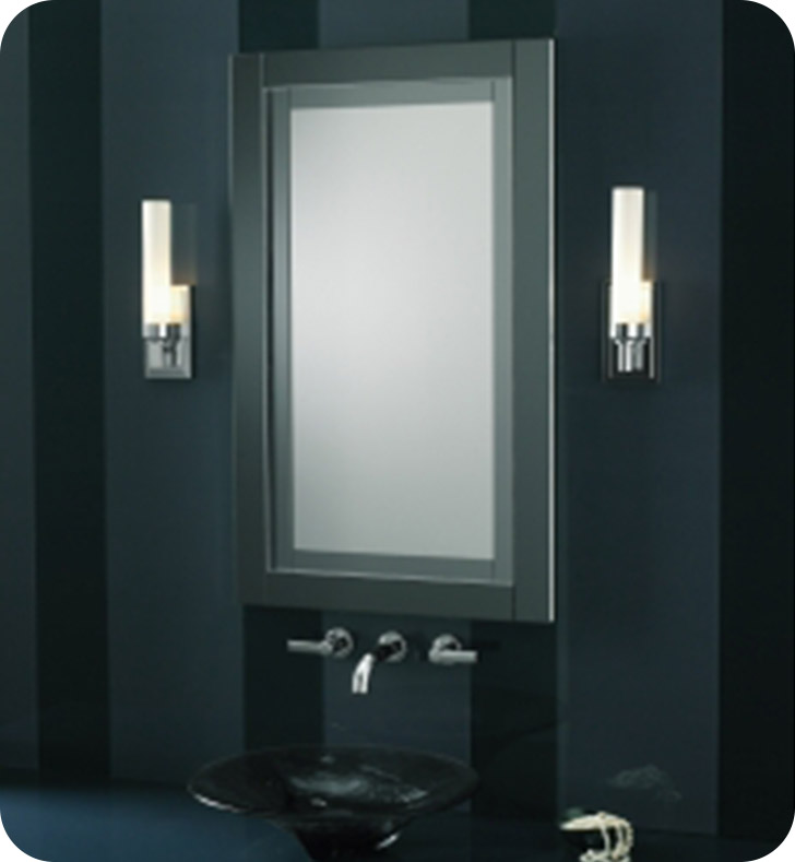 Robern fwmcd2030 candre 19 x 29 3 4 wall mirror for Mirror 34 productions